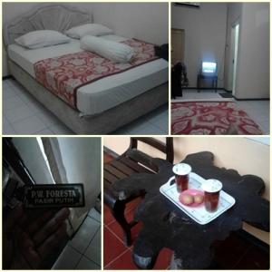 Fasilitas kamar Hotel :mrgreen: